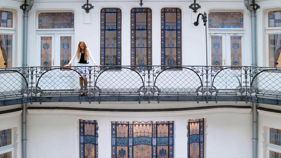 Four Seasons Hotel Gresham Palace Budapest, Hungary