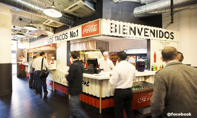 Los Tacos No. 1 – New York