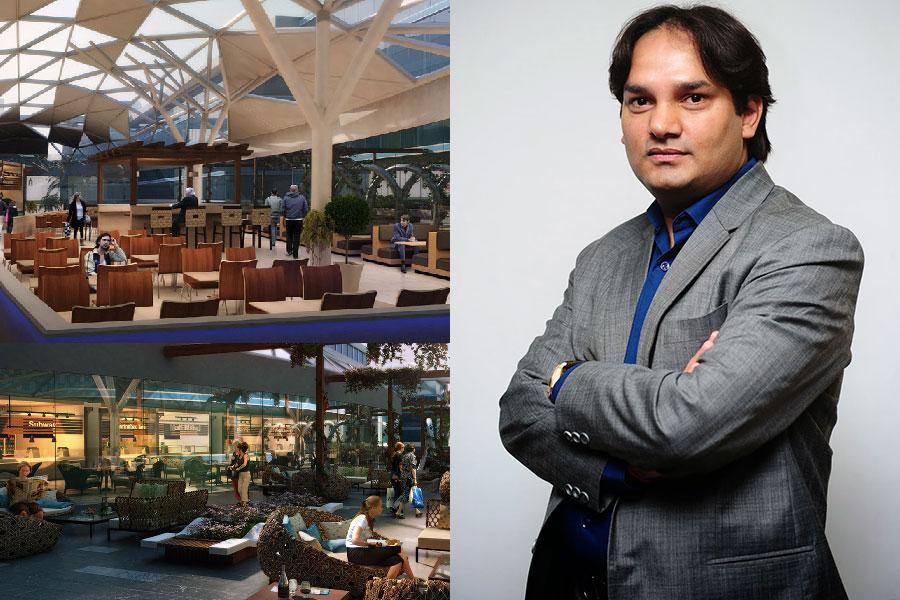 Arvind Singh founder & managing director of KRASA Group