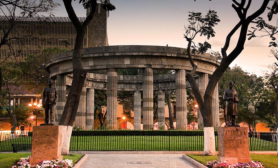 Guadalajara in Mexico