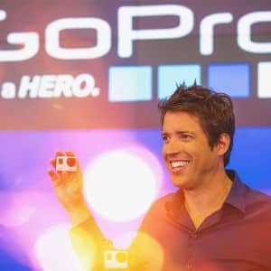 GoPro CEO Nick Woodman Is Now The Highest-Paid CEO In The United States Of 2014