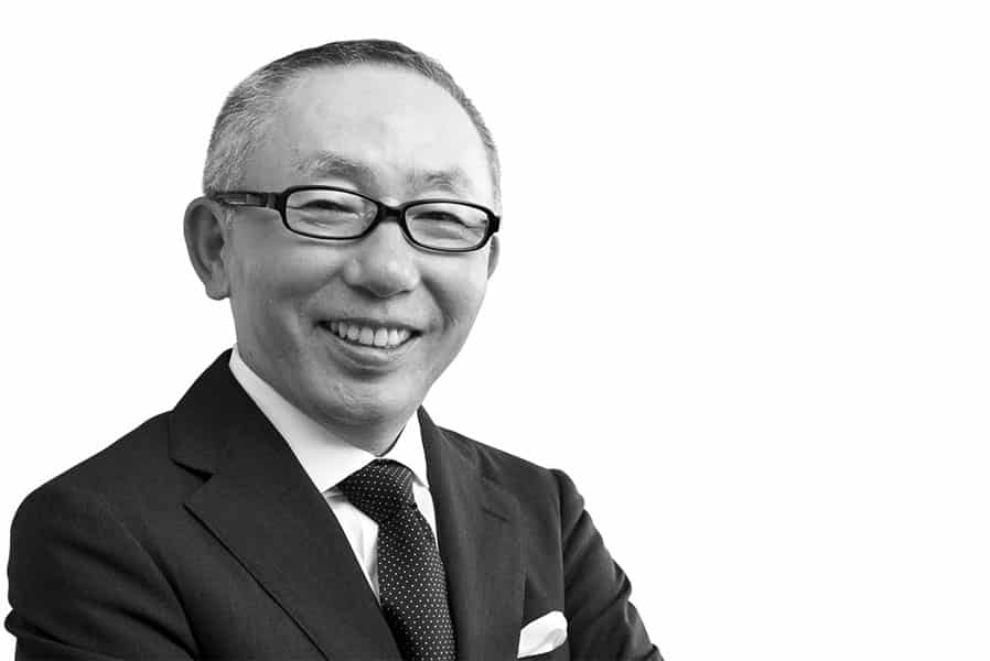 Tadashi Yanai ranked No. 1 on the 2015 Japan's 50 Richest Person List