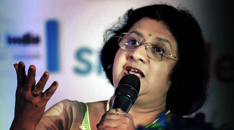 Arundhati Bhattacharya, chairperson State Bank of India