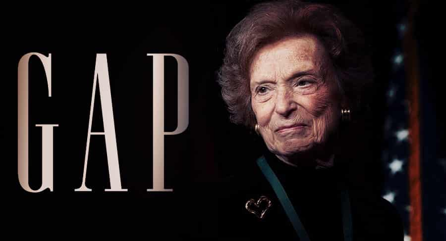 Doris Fisher cofounded the Gap