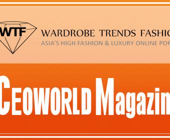 CEOWorld Magazine and WardrobeTrendsFashion Strategic Partnership Announcement