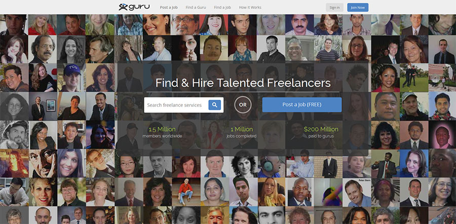 Find & Hire Talented Freelancers