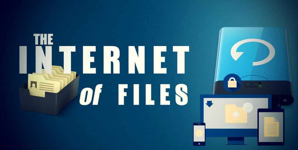 Internet of Files (IoF)