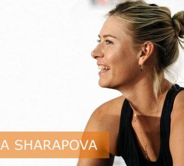 Maria Yuryevna Sharapova