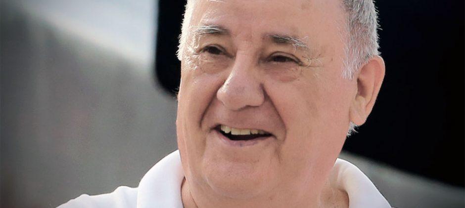 Amancio Ortega is now the second-richest man in the world, surpassing even Warren Buffet