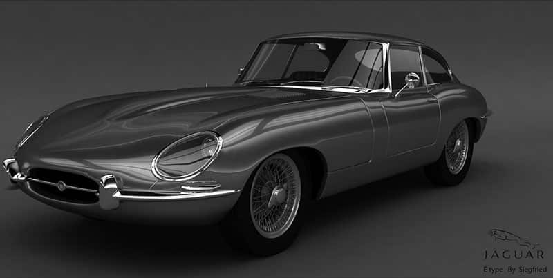Jaguar E-Type 1961-75