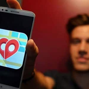 "Valentinos Tzekas, An 18 Year Old Greek Kid Set To Launch ""Near: Check Who's Nearby"" App"