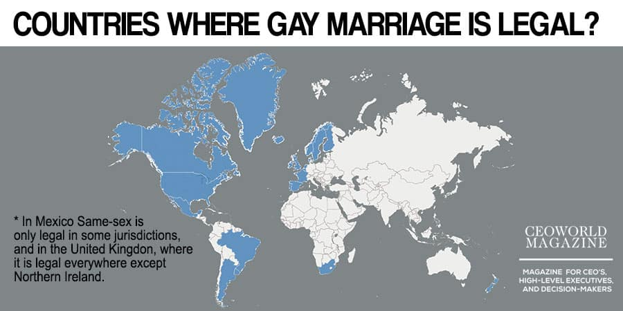 Countries where gay marriage is legal 2012 nissan