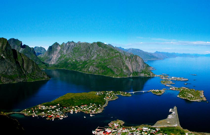 Norway has been named the most prosperous economy in the world