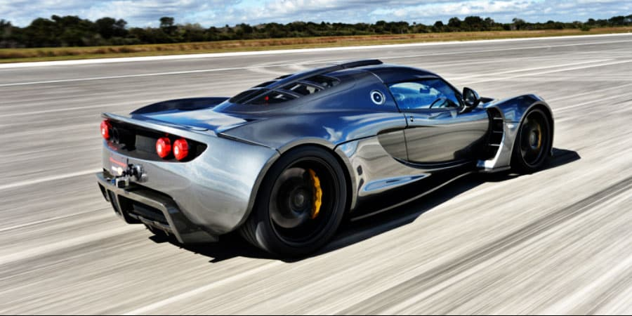 these are the top 10 fastest cars in the world 2016