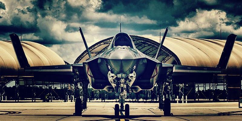 F 35 Lockheed Martin