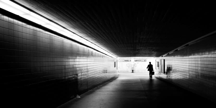 Subway in London