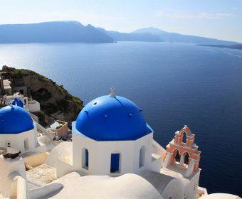 List of the best islands in Europe for 2016: Santorini Tops