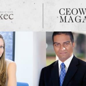 CEOWORLD Magazine and Ivy Exec Announce Strategic Partnership