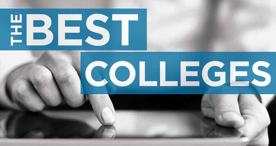 The Best Colleges