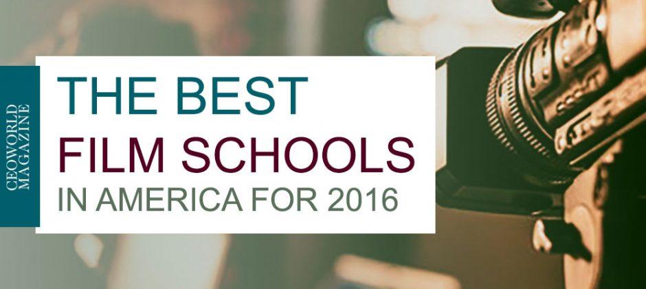 Best Film Schools In America For 2016