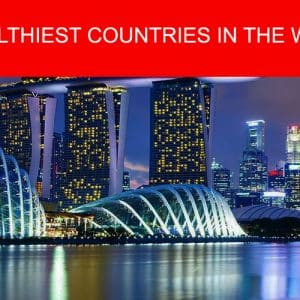 The Top 10 Wealthiest Countries Ranked In 2016 List