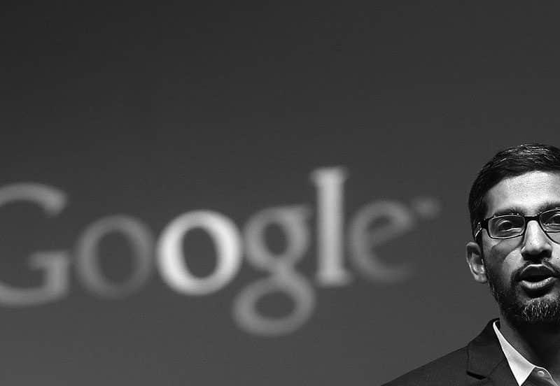 Google CEO Sundar Pichai, Alphabet