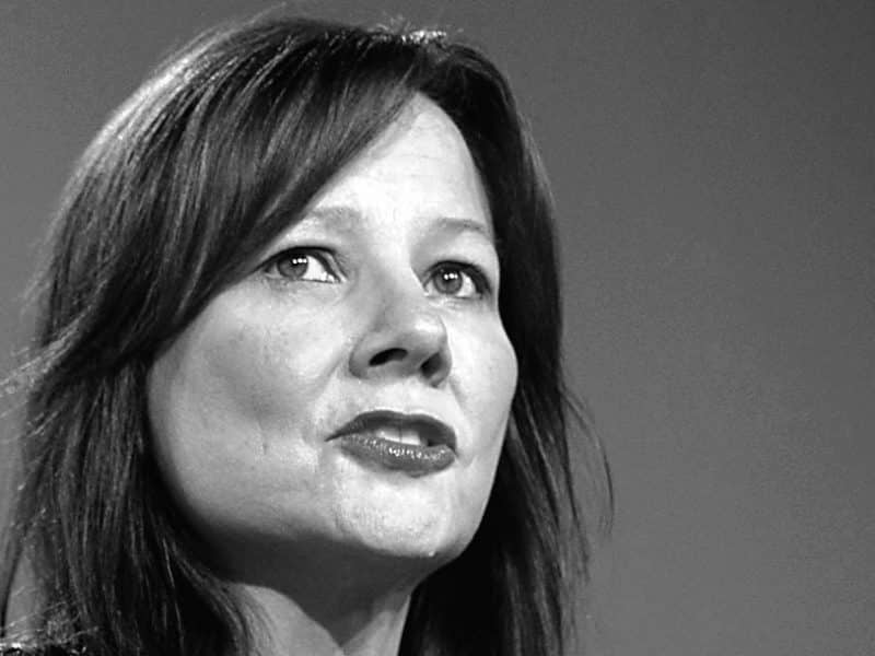 Mary Barra GM Boss