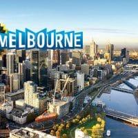 Melbourne, the Australian city