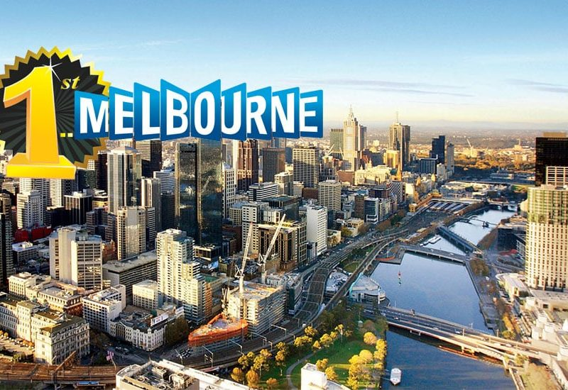 Melbourne, the Australian city