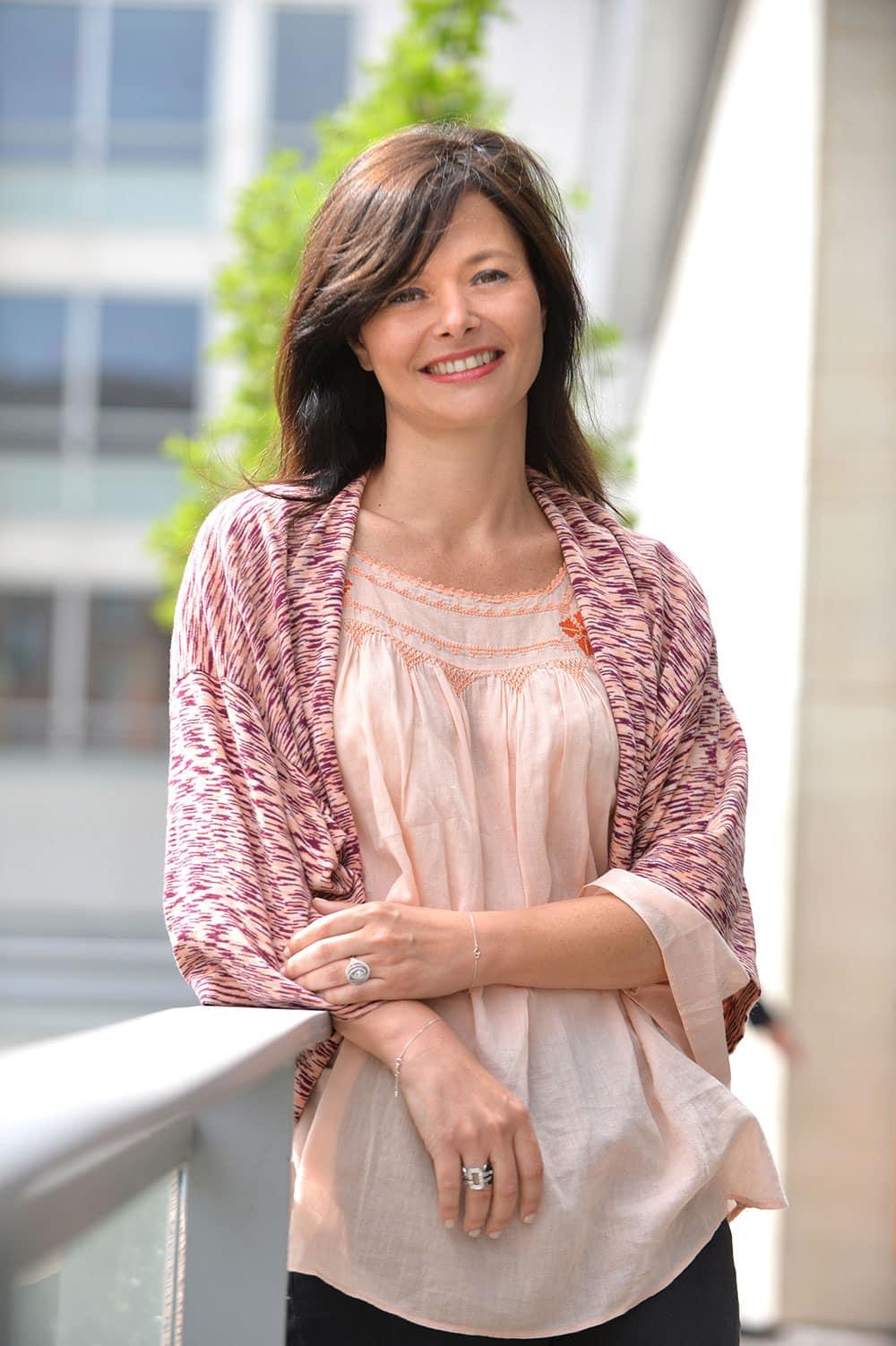 Nathalie Depetro, MAPIC Director at Reed MIDEM