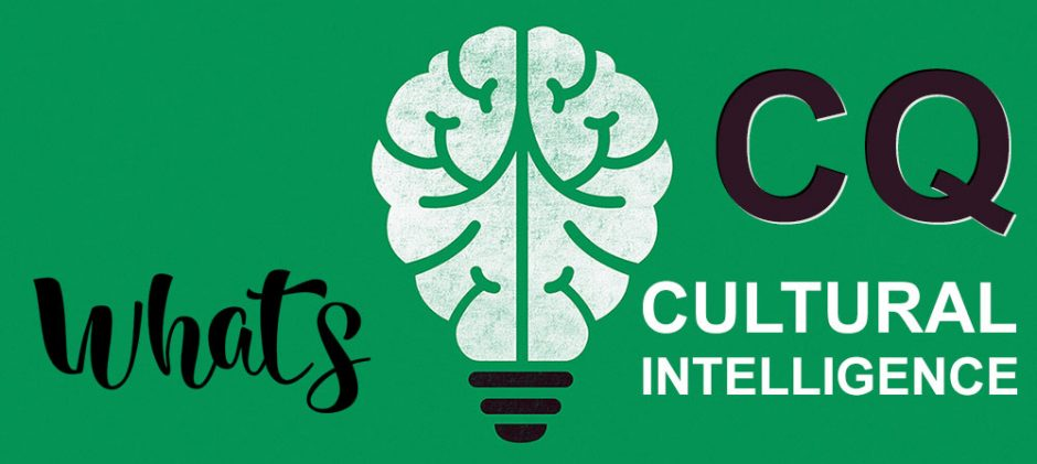 """Cultural Intelligence: New """"Q"""" on the Block"""