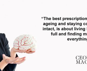 Five Ways to Keep Your Brain Young
