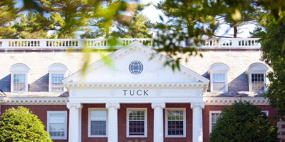 Amos Tuck School of Business Administration at Dartmouth College