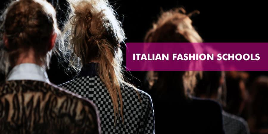 Italian Fashion Schools