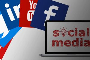 How can you create the perfect social media profile in the workplace?