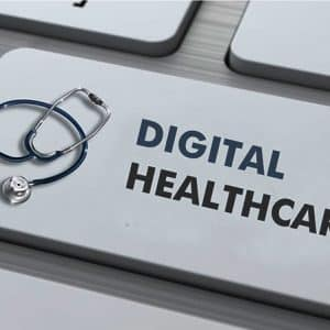 How can digital technology support a future NHS?