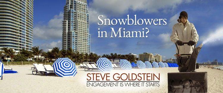 Snowblowers in Miami