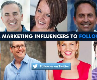 Top Social Media Marketing Influencers To Follow On Twitter
