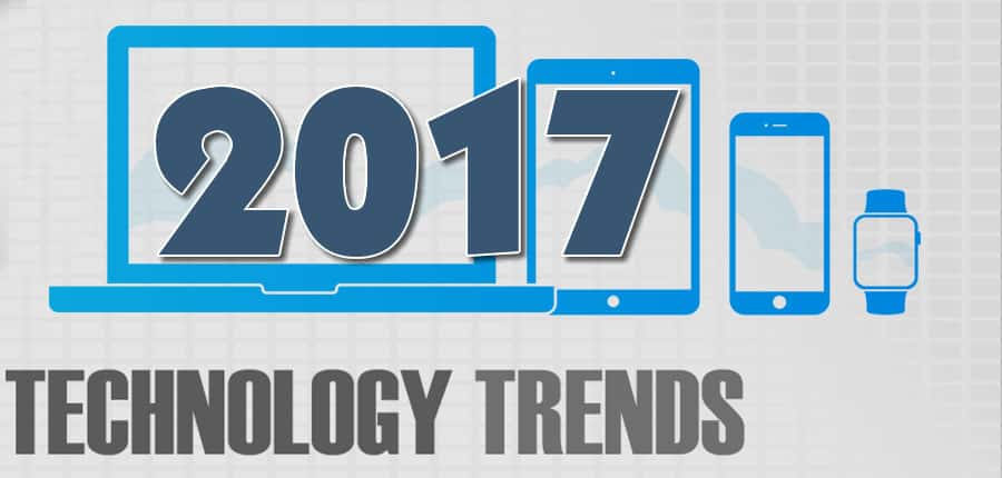 Technology Trends For 2017