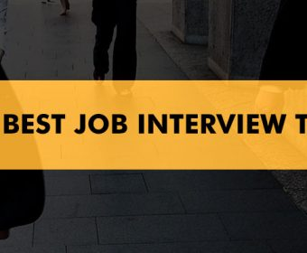 Tips To Combat Nervousness In Job Interviews