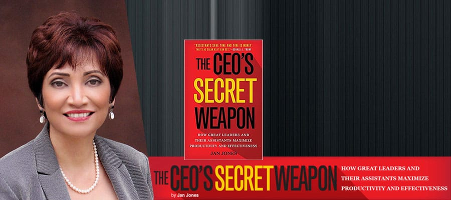 The CEO's Secret Weapon How Great Leaders and Their Assistants Maximize Productivity and Effectiveness