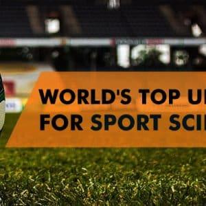 World's Top Universities For Sport Science In 2016