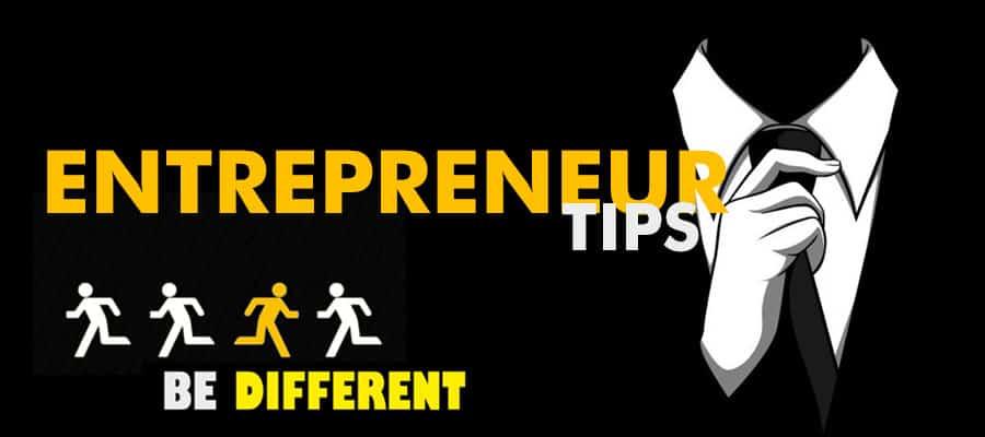 Rntrepreneur Tips