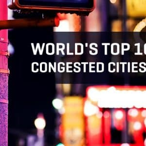 World's 10 Most Congested Cities In 2016