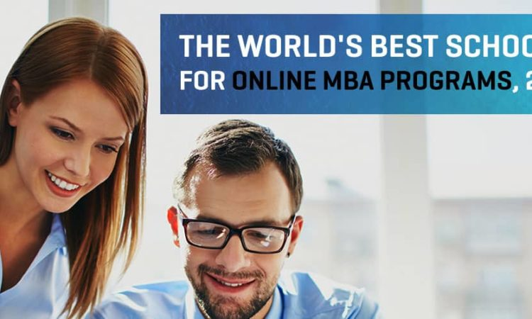 The World's Best Schools For Online MBA Programs, 2017