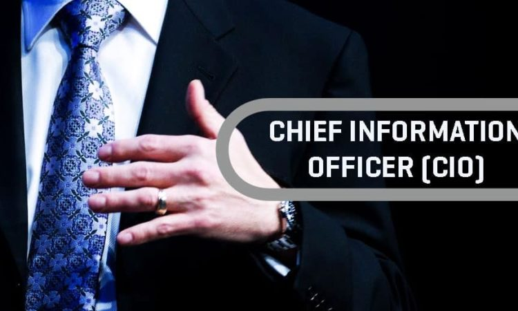 Chief information officer (CIO)