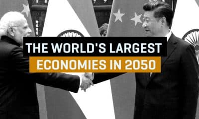 The world's largest economies in 2050