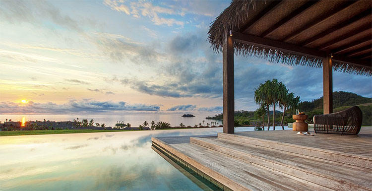 Six Senses, Fiji