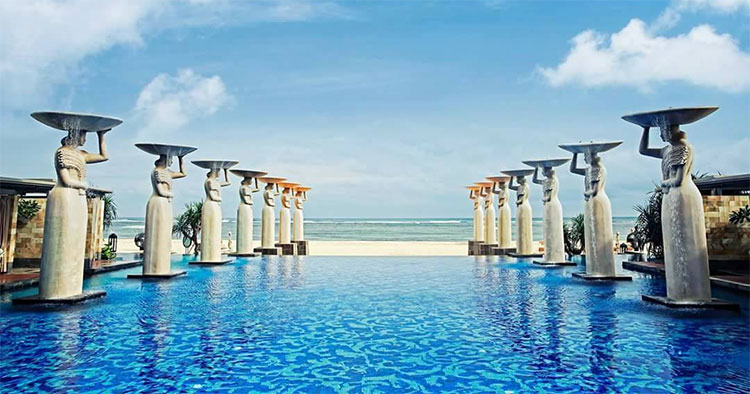 The Mulia, Bali, Indonesia