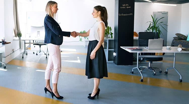 Businesswoman Shoes
